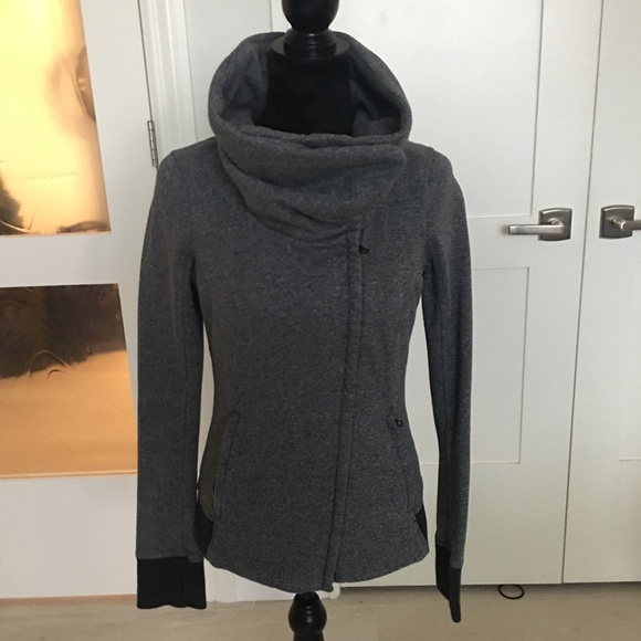 lululemon athletica Jackets & Blazers - Lululemon Multi-Way Grey Jacket 🌼